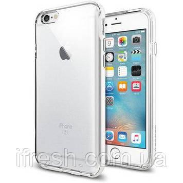 Чехол Spigen для iPhone 6s / 6 Neo Hybrid EX, Shimmery White