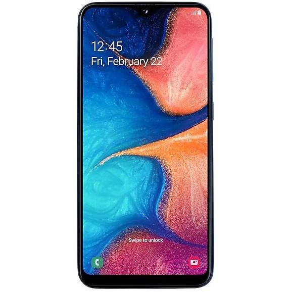 """Смартфон Samsung Galaxy A20e SM-A202F 3/32GB 5.8"""" Blue SM-A202FZBD"""