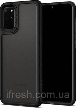Чехол Spigen для Samsung Galaxy S20+ Ciel Color Brick, Black (ACS00767)
