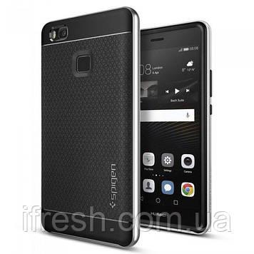 Чехол Spigen для Huawei P9 Lite Neo Hybrid, Satin Silver