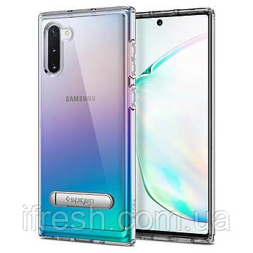 Чехол Spigen для Samsung Galaxy Note 10 Ultra Hybrid S, Crystal Clear (628CS27377)