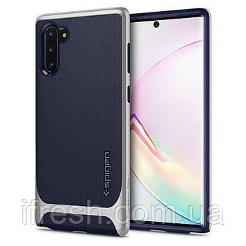 Чехол Spigen для Samsung Note 10 Neo Hybrid, Arctic Silver (628CS27384)