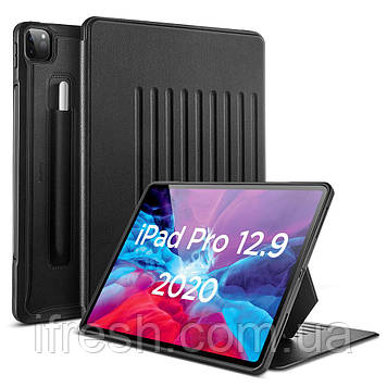 Чехол ESR для iPad Pro 12.9 (2020) Sentry Stand, Black (3C02192540101)