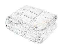 Одеяло хлопковое 145х210 полутороспальное  MILDTON