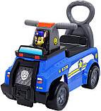 Набор Щенячий патруль машина с багажником и толокар, звук. эффекты  Paw Patrol Chase Cruiser, фото 3