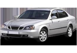 Дефлекторы на боковые стекла (Ветровики) для Chevrolet (Шевроле) Evanda 2000-2006