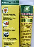 Бальзам ЦЕЛЕБНЫЙ Антисептический 40 гр Green Life, фото 10