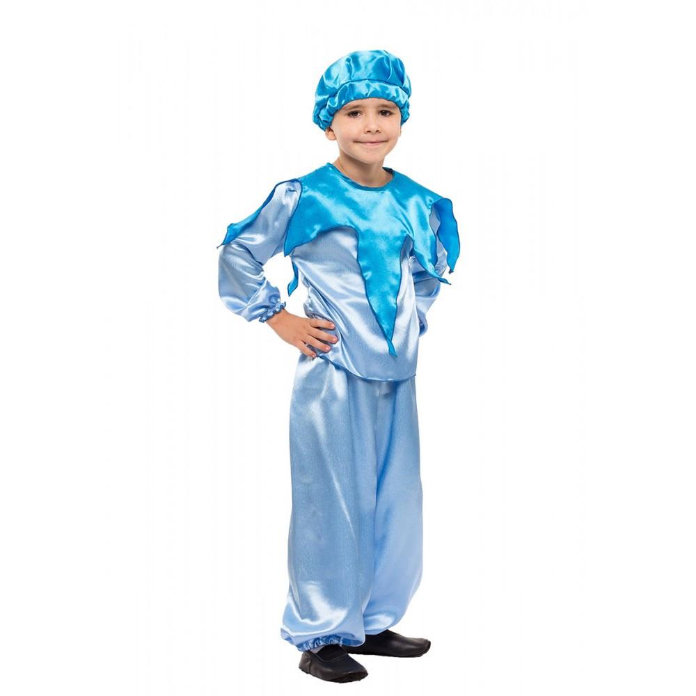 Детский карнавальный костюм Ручейка, Облачка, Тучки  для мальчика