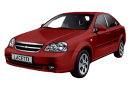 Дефлекторы на боковые стекла (Ветровики) для Chevrolet (Шевроле) Lacetti Sd 2002+