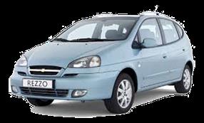 Дефлекторы на боковые стекла (Ветровики) для Chevrolet (Шевроле) Tacuma/Rezzo 2000-2008