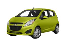 Дефлекторы на боковые стекла (Ветровики) для Chevrolet (Шевроле) Spark III 2009-2018