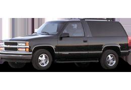 Дефлекторы на боковые стекла (Ветровики) для Chevrolet (Шевроле) Tahoe I 1992-1999