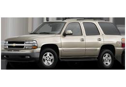Дефлекторы на боковые стекла (Ветровики) для Chevrolet (Шевроле) Tahoe II 2000-2006