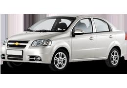 Дефлекторы на боковые стекла (Ветровики) для Chevrolet (Шевроле) Aveo T250 2006-2012