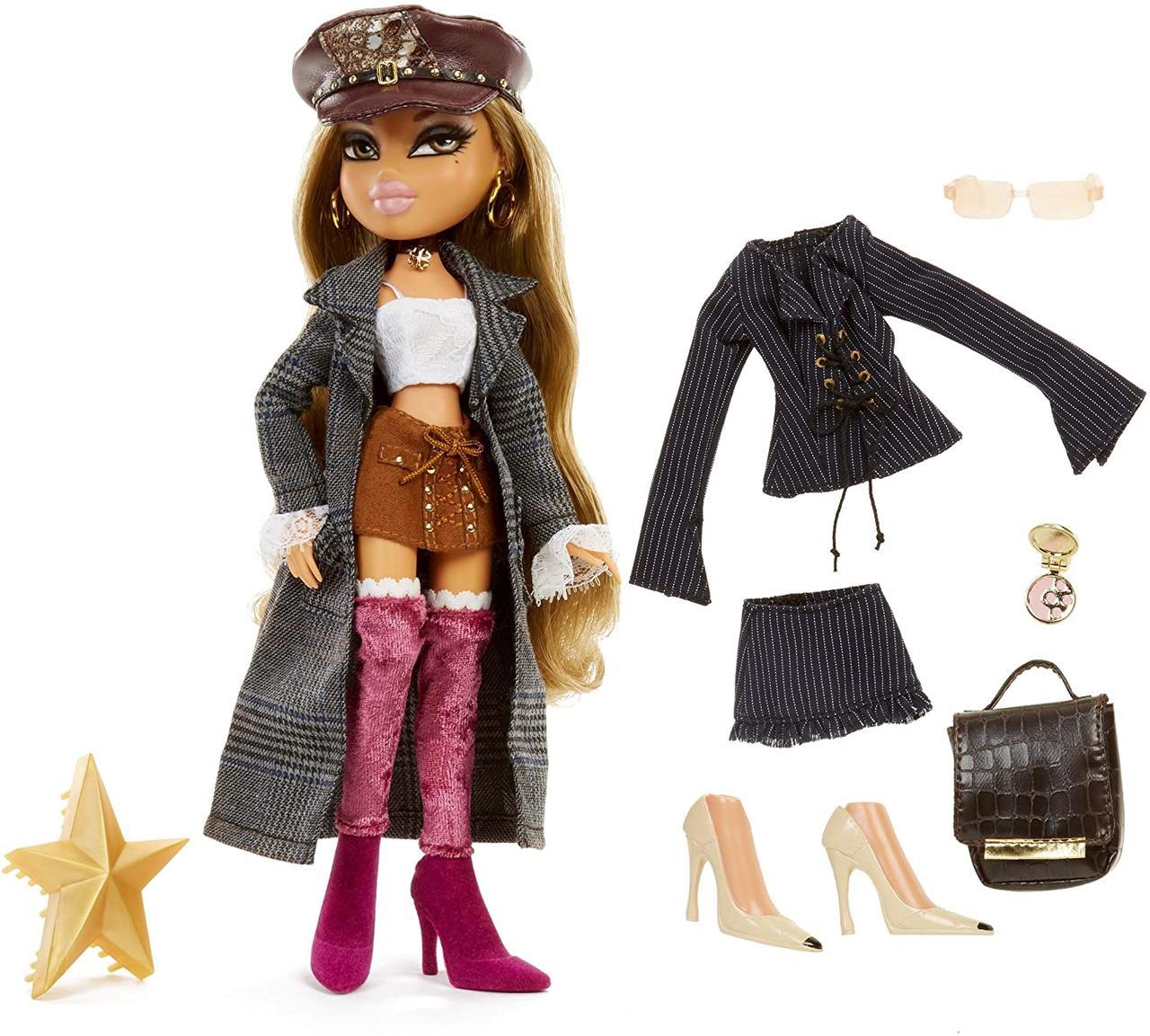 Кукла Братц Ясмин Жасмин коллектор Yasmin Bratz Collector Doll коллекционная 2018 года оригинал