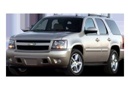 Дефлекторы на боковые стекла (Ветровики) для Chevrolet (Шевроле) Tahoe III 2006-2013