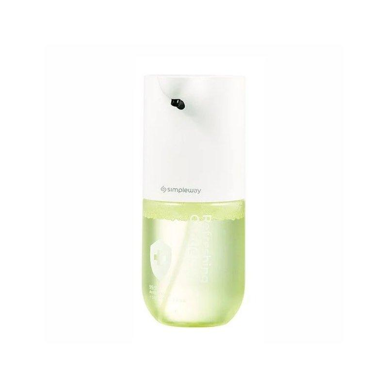 Автоматический дозатор для мыла Xiaomi Simpleway (300 мл, антибактериальное мыло) (ZDXSJ02XW) Green