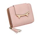 Гаманець жіночий рожевий код 169, фото 4