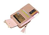 Гаманець жіночий рожевий код 169, фото 9