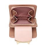 Гаманець жіночий рожевий код 169, фото 10