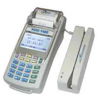 Кассовый аппарат Mini-T400ТР (со считывателем магнитных карт)