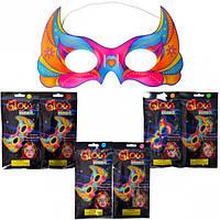 От 4 шт. Неоновая маска 12-43/301293 купить оптом в интернет магазине От 4 шт.