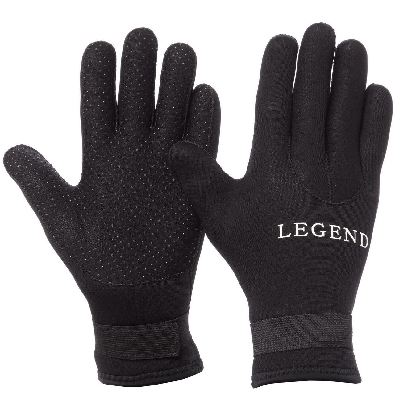 Перчатки для дайвинга LEGEND PL-6103 (реплика)