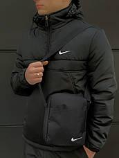 Мужской утепленный анорак/куртка в стиле Nike 5 цветов в наличии, фото 2