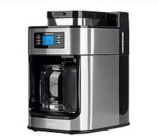 Кофемашина капельная кнопочная GDC-G1058 1050Вт, объем 1,2 л (GRUNHELM)