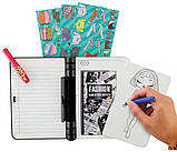 Набор модный журнал ЛОЛ с тайным дневником и часами L. O. L. Surprise O. M. G. Fashion Journal Оригинал из США, фото 4