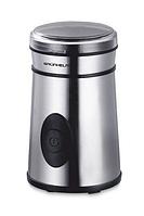 Кофемолка GRUNHELM GC3250S, 300 Вт, объем 50г, нерж.