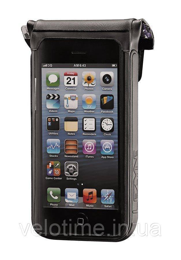Чехол на телефон Lezyne SMART DRY CADDY 4S  (черный Y8)