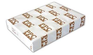 Бумага PPC 75g/m2, A4, 500л, class A, белизна 160% CIE