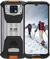 Защита IP68! Смартфон Oukitel WP6 (orange) - 6/128 Гб - ОРИГИНАЛ - гарантия!