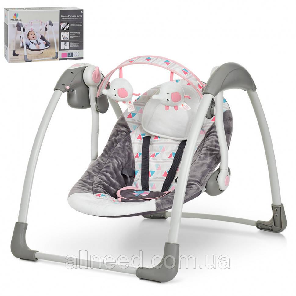 Кресло качалка для малыша