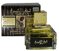 Парфюмированная вода для мужчин Sheikh Al Shuyukh Concentrated Lattafa Perfumes 100 мл