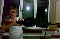 Родился пулемет Дегтярева