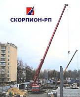 Услуги автокрана 60 тонн по Харькову и Украине.