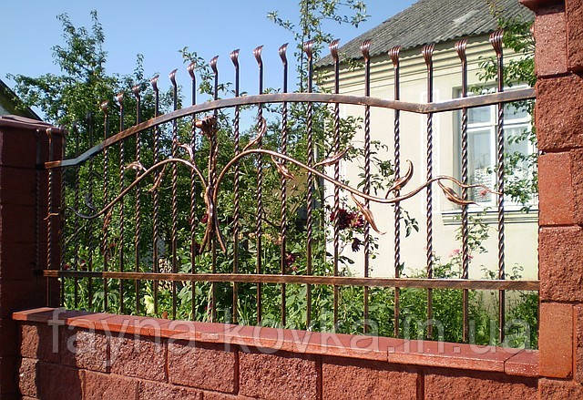 Кованный забор (1280).