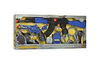 Набор полицейского 33740, игровые наборы для мальчиков,игрушки для мальчиков,детские игрушки,детские товары