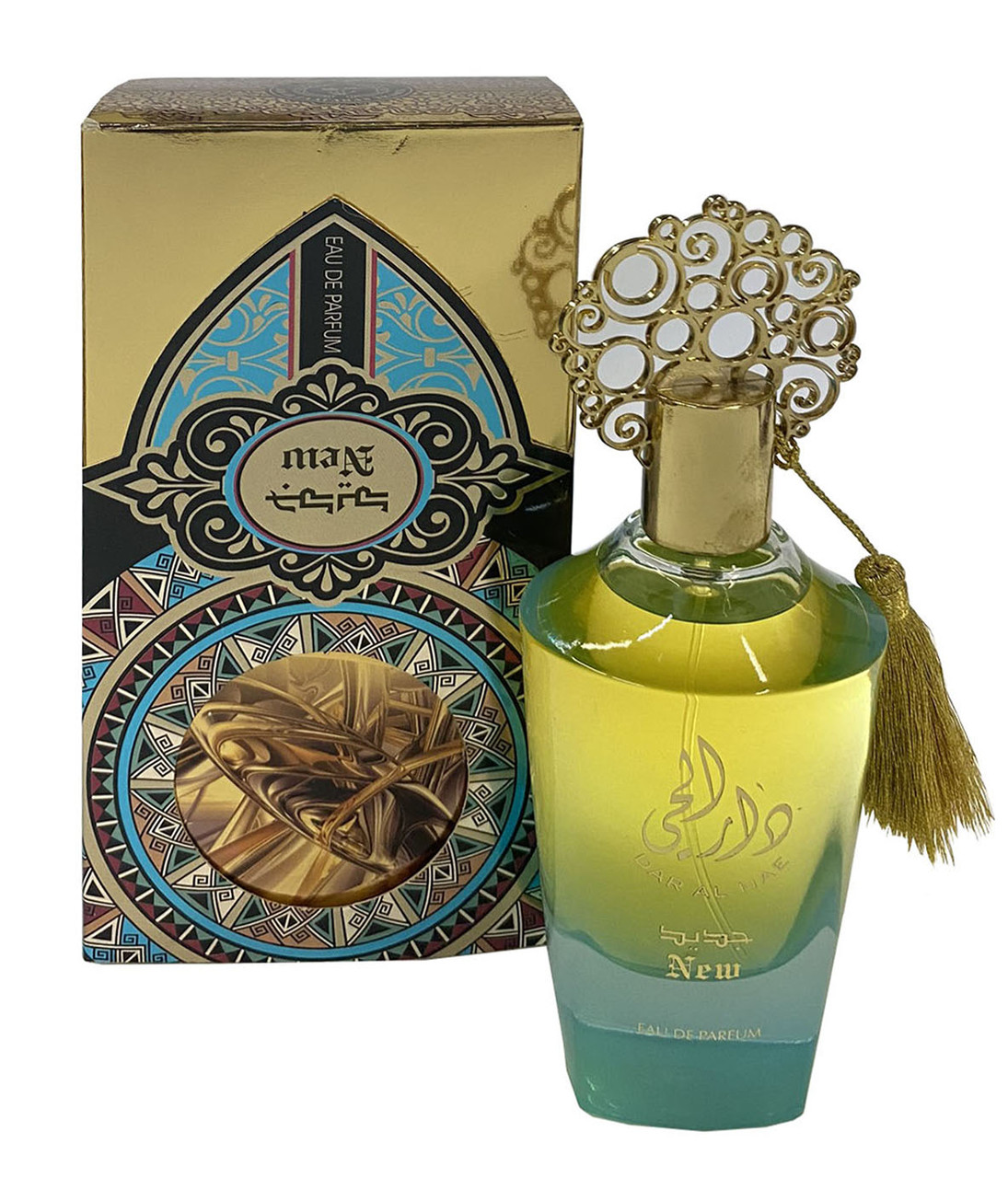 Парфюмированная вода для женщин Ard Al Zaafaran Dar Al Hae  for women New 100 мл