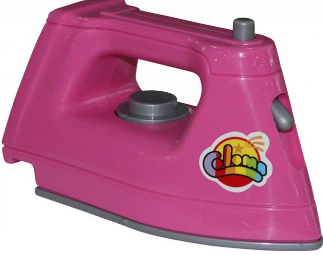 Детский игровой утюг.Игрушка утюг детский.Бытовая техника для детей.