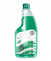 Средство для мытья стекол и зеркал Galax Кипарисовый сад запаска 1000мл