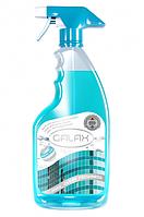 Средство для мытья стекол и зеркал Galax Океанская свежесть спрей 500мл