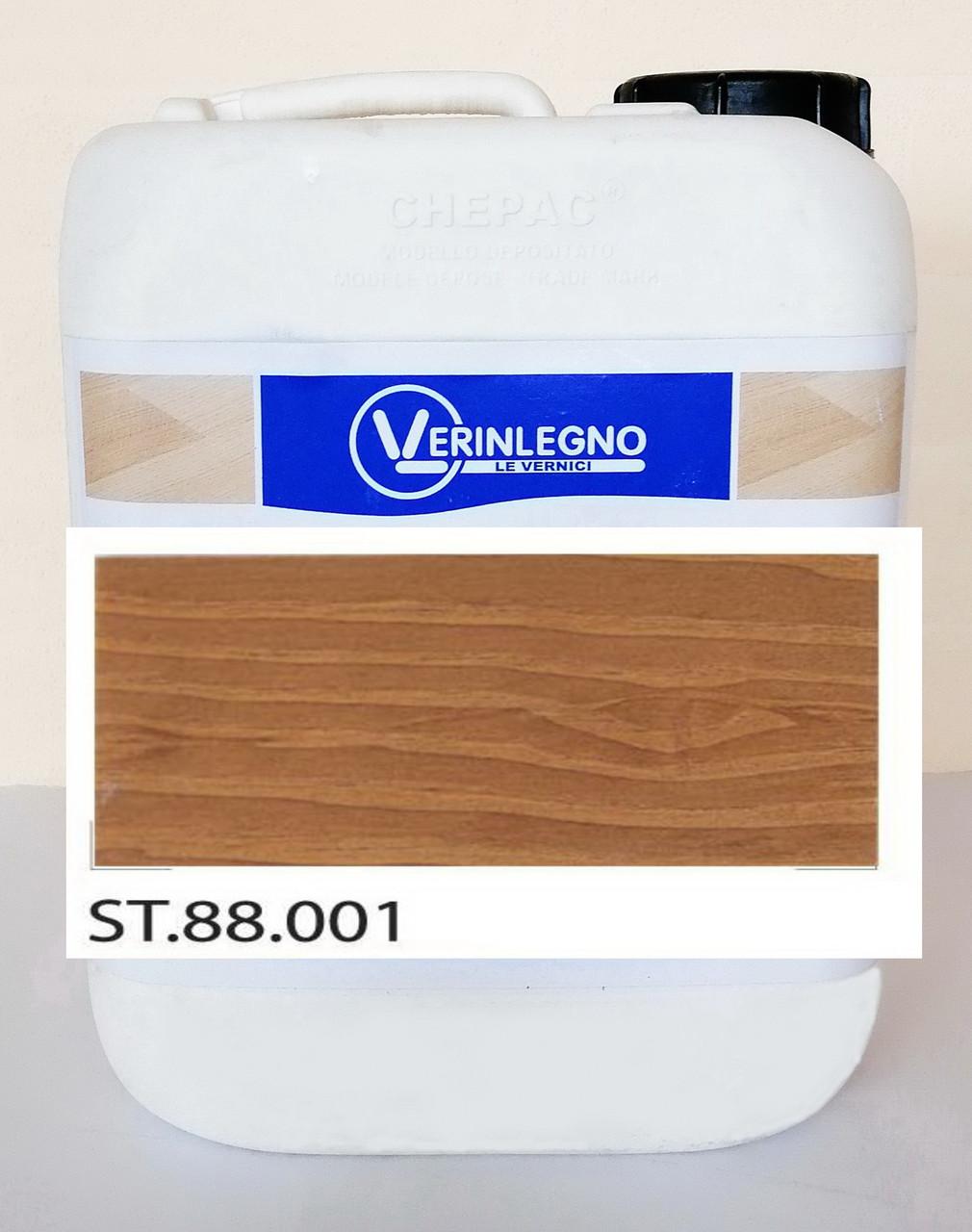 Краситель (морилка, бейц)  для древесины VERINLEGNO ST.88.001, тара: 1л.