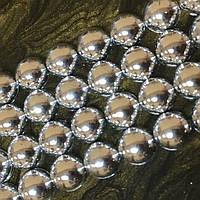 Полусфера серебро, фото 1