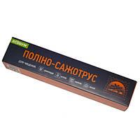 Полено-сажотрус для чистки дымоходов