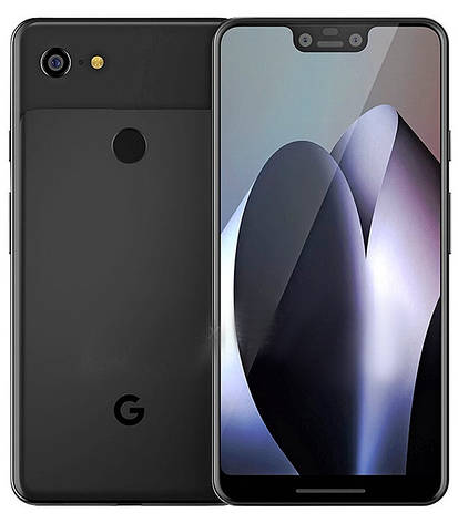 Смартфон Google Pixel 3 XL 4/64GB Black/White, фото 2