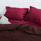 Комплект постельного белья из сатина Турция, постельное белье 100% хлопок Двуспальный, фото 2