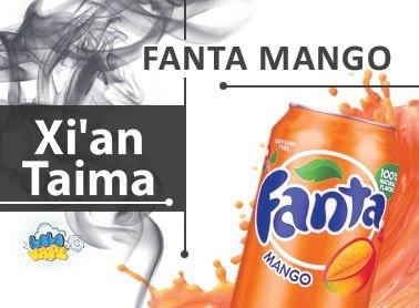 Ароматизатор Xi'an Taima Fanta Mango (Фанта Манго)